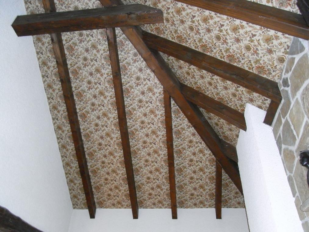Avant plafond nuance couleur et habitat travaux de peinture sion vala - Lessiver plafond avant peinture ...